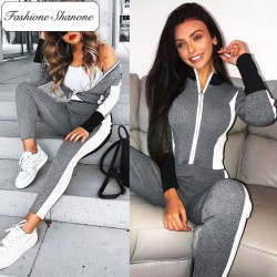 Fashione Shanone - Limited stock - Jacket and pants lounge set