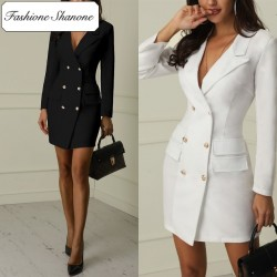 Fashione Shanone - Limited stock - Blazer dress
