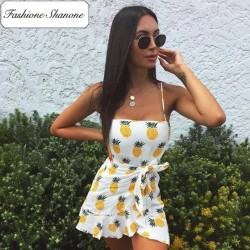 Fashion Shanone - Stock limité - Robe ananas