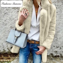 Fashione Shanone - Limited stock - Fur coat