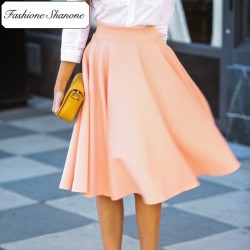 Fashione Shanone - Flared mid skirt