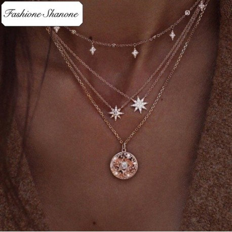Fashione Shanone - Starry necklace