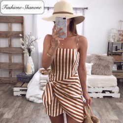 Fashione Shanone - Stripped dress