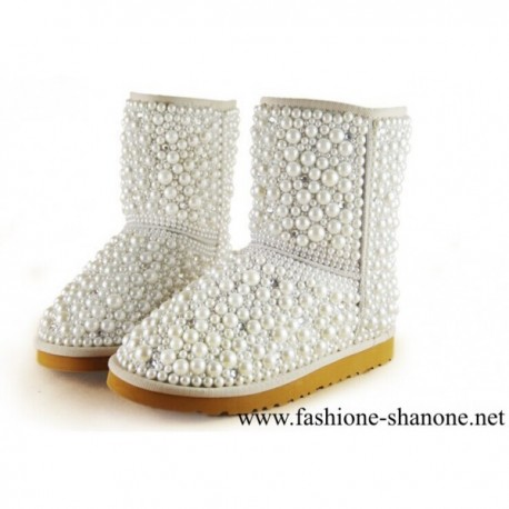 305 - Pearl snow boots