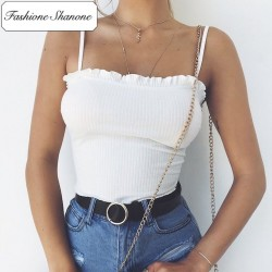 Less than 10 euros - Basic crop top