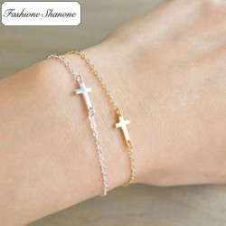 Less than 10 euros - Cross bracelet