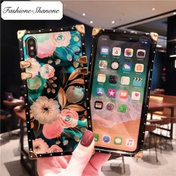 Fashione Shanone - Floral Iphone case