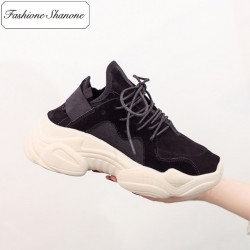 Fashione Shanone - Sneakers with thick soles