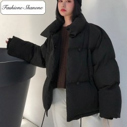 Fashione Shanone - Oversized down coat