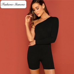 Fashione Shanone - Asymmetrical playsuit