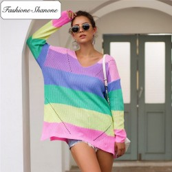 Fashione Shanone - Rainbow sweater