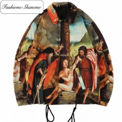 Fashion Shanone - Painting jacket