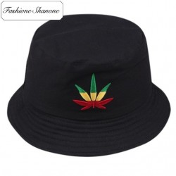 Fashione Shanone - Marijuana bucket hat