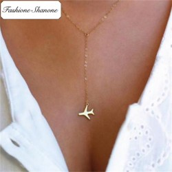 Fashione Shanone - Collier avion