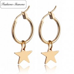 Fashione Shanone - Star earrings