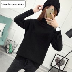Fashione Shanone - Turtleneck sweater