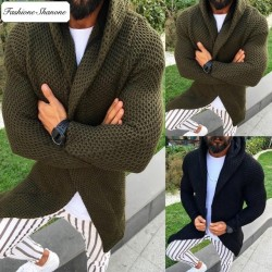Fashione Shanone - Hooded cardigan