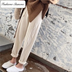 Fashione Shanone - Wool pants