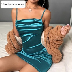 Fashione Shanone - Satin dress