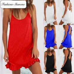 Fashione Shanone - Backless dress