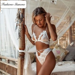 Fashione Shanone - Lace bra and thong set