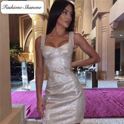 Fashione Shanone - Sequined dress