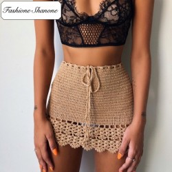 Fashione Shanone - Crochet skirt