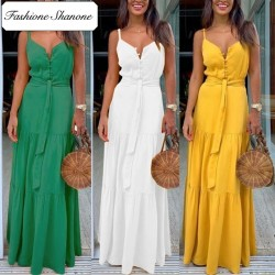 Fashione Shanone - Boho maxi dress