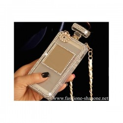 305 - Iphone 6/6plus diamond perfume bottle case